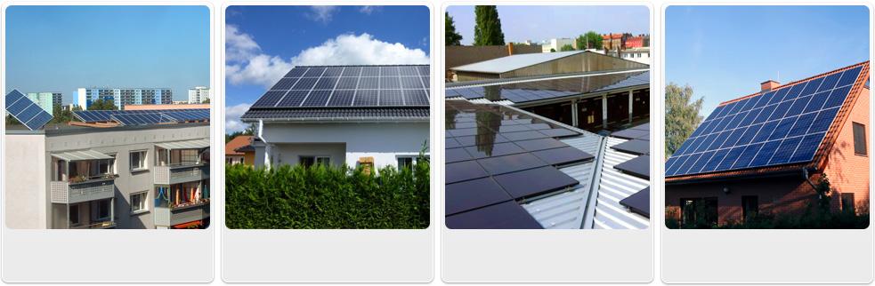 Solaranlagen, Photovoltaikanlagen, Solar
